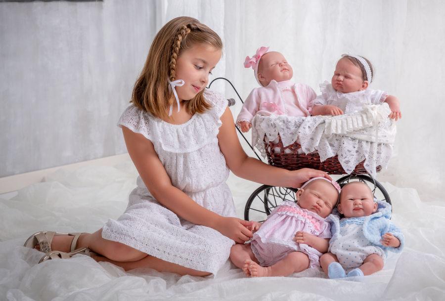 JC Toys Berenguer Classic dolls