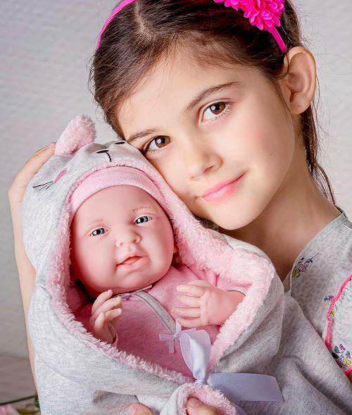 La Newborn Boutique Pink Bunny