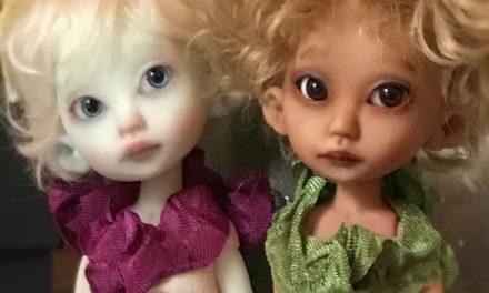Faith, Family inspire bbflockling Dolls