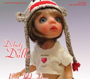 DOLLS Magazine – July 2020
