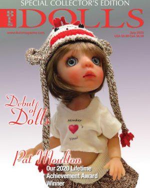 DOLLS Magazine – July 2020