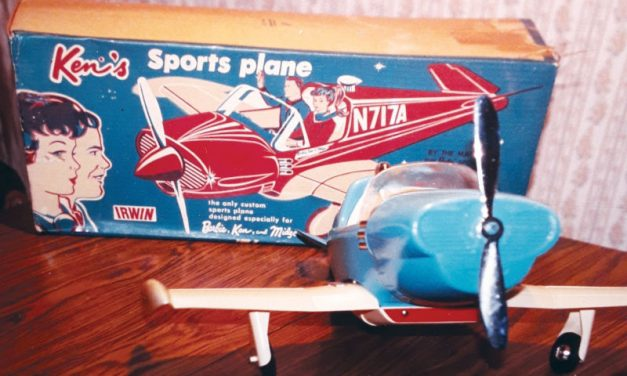 Curious Collector: Ken's Airplane