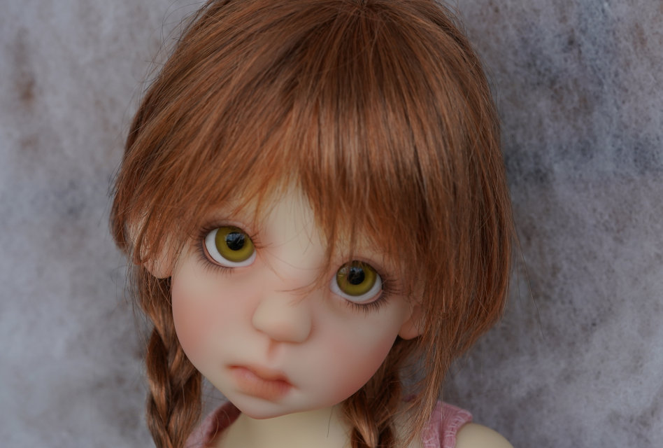 Lenny Elf, 17 inches, is a limited-edition resin BJD.