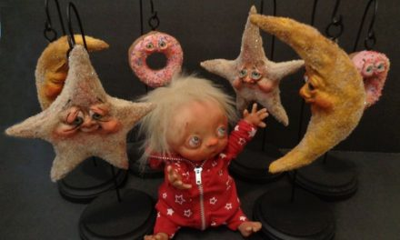 OOAK Characters: Denise Bledsoe mixes fun & fantasy