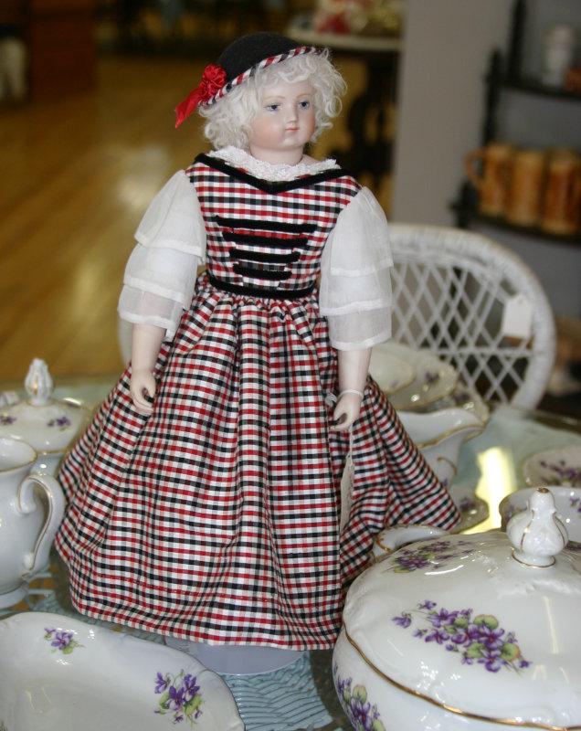 Huret doll