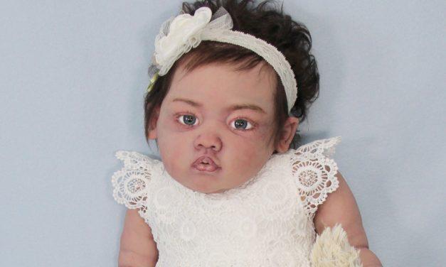 Artistic Evolution: Lorna Miller-Sands celebrates 30 years of dollmaking