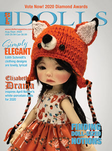 DOLLS Magazine – August/September 2020