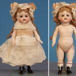 Antique Q&A: Kestner All-Bisque Doll