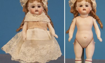 Antique Q&A: Kestner All-Bisque Doll