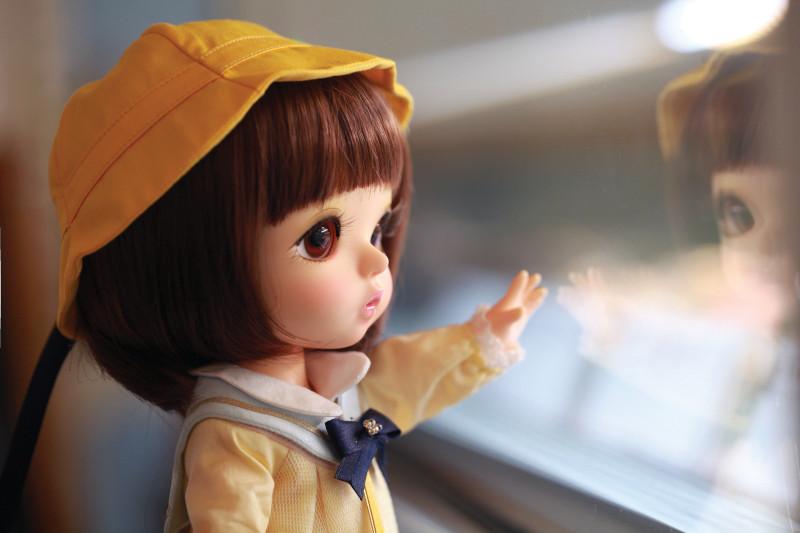 The concept behind KinderLati ver. Hana (Lime size) is a kindergarten-age child.