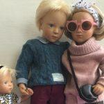 Sylvia Natterer designs for collectors, children