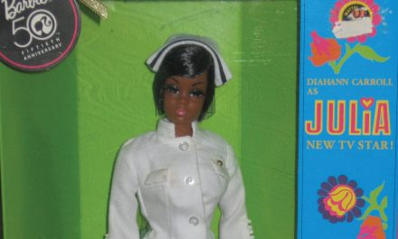 Curious Collector: Mattel's Julia Doll