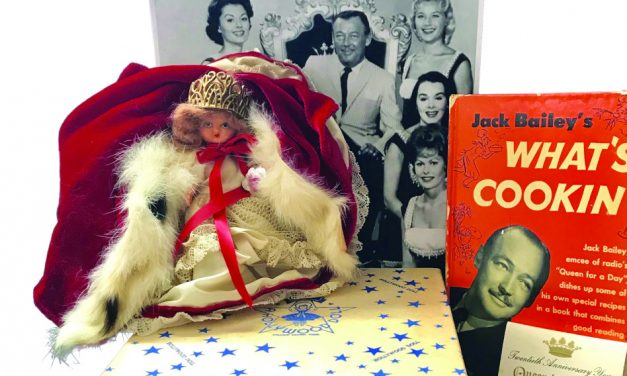 Hollywood Doll Company had a hit with 'Queen for a Day' tie-in