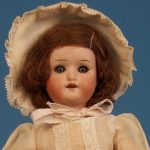 Antique Q&A: William Goebel Bisque-Head Doll
