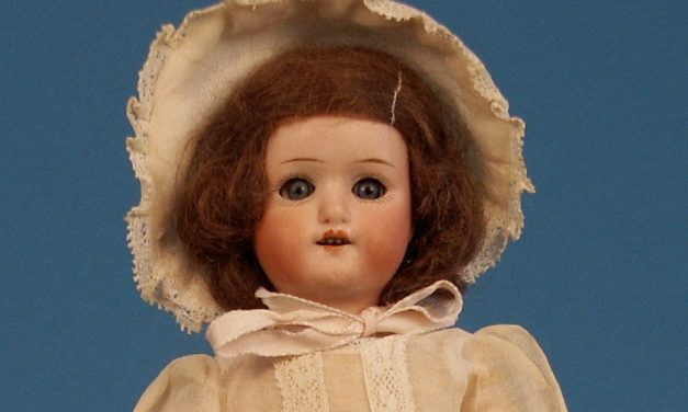 Antique Q&A: William Goebel Bisque-Head Doll