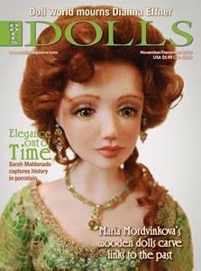 DOLLS Magazine – November/December 2020