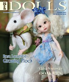 DOLLS Magazine – October 2020