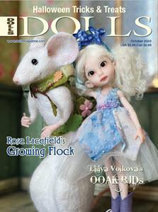 DOLLS Magazine – October 2020