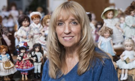 Doll world mourns renowned artist Dianna Effner