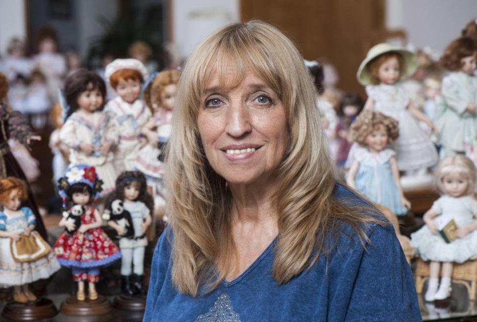Teacher, Entrepreneur, Artist: Dianna Effner makes her mark on the Doll World