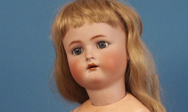 Antique Q&A: Dolly Face Dolls