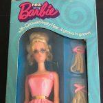 Curious Collector: 1971 Growin' Hair Barbie