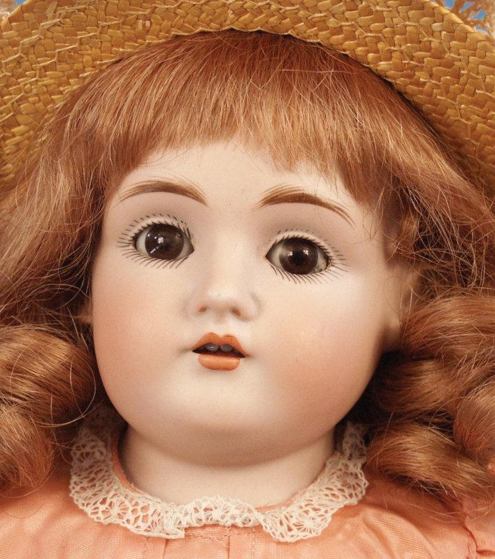 J.D. Kestner classic German dolly face.