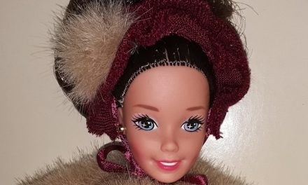 Curious Collector: Hallmark Barbie Doll