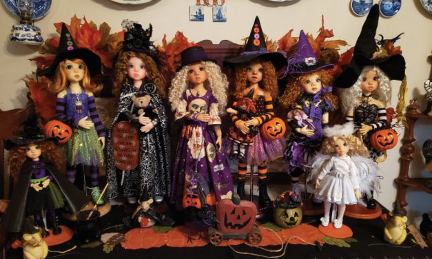 Collector Corner: Halloween 2020