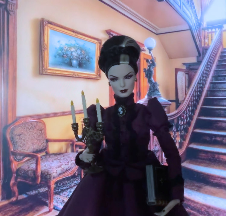 Nilsa Donelan: Mistress of the Manor Barbie