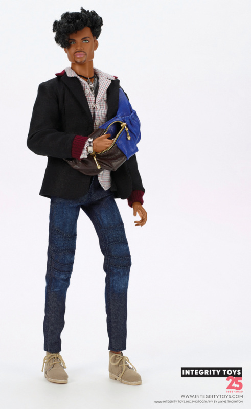 Tobias Alsford Jean Therapy is part of The Monarchs Homme collection.
