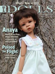 DOLLS Magazine April 2021