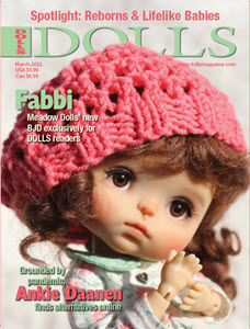 DOLLS Magazine March 2021