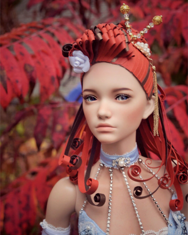 Model: Iplehouse's Isabel
