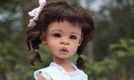 Meet Anaya: Kaye Wiggs creates a new BJD exclusively for DOLLS readers