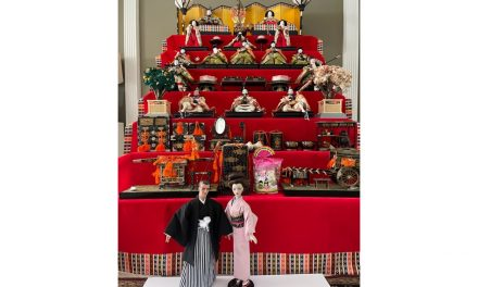 Collector Corner: Hina Doll Festival