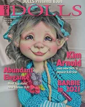 DOLLS Magazine May/June 2021