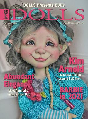 DOLLS Magazine May/June 2021
