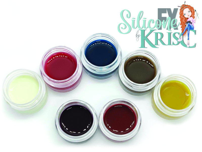SiliconeFX silicone paints