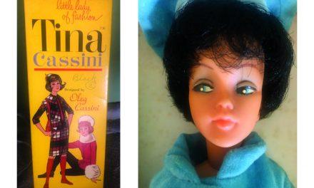 Curious Collector: Oleg Cassini doll