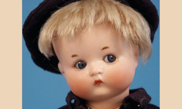 Antique Q&A: 1928 Just Me Doll