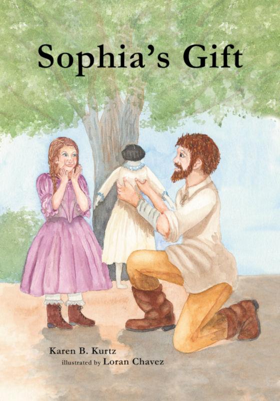 Sophia's Gift front cover