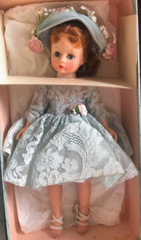 Cissette doll in box