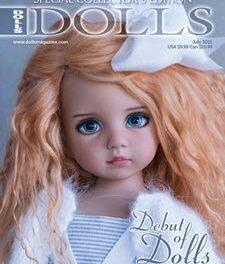 DOLLS Magazine July 2021