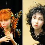 Poised for Flight: Linda Zalme's OOAK Fairies