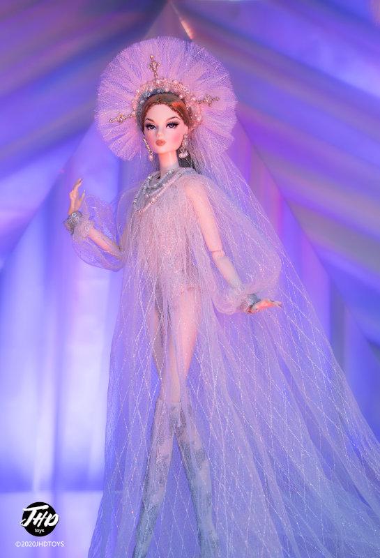Mina, from JHD's Brides of Dracula line.