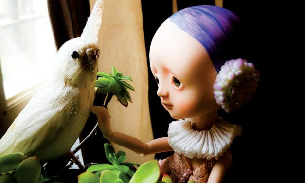 Artistic Expressions: Nefer Kane speaks through her doll sculpts