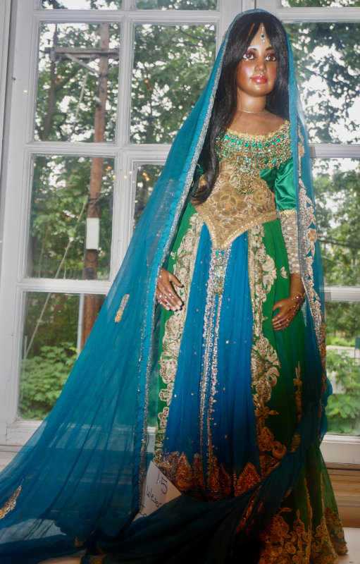 Indian Bride by Sylvia Weser