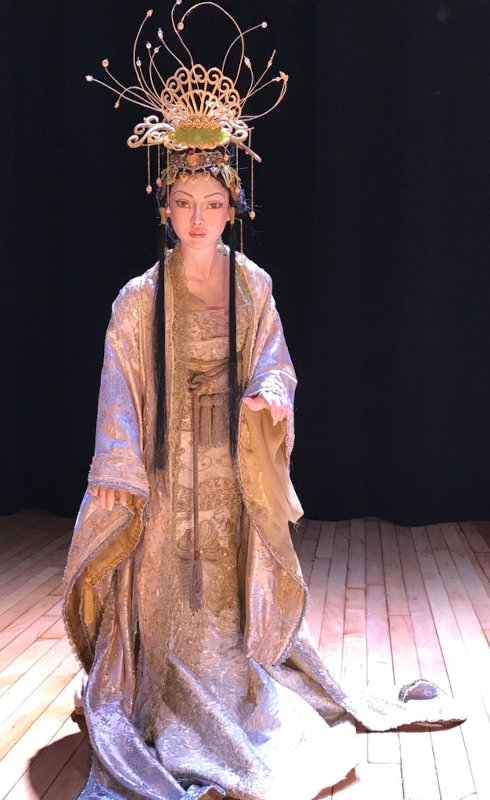 Oriental Fantasy by Lyle Wong