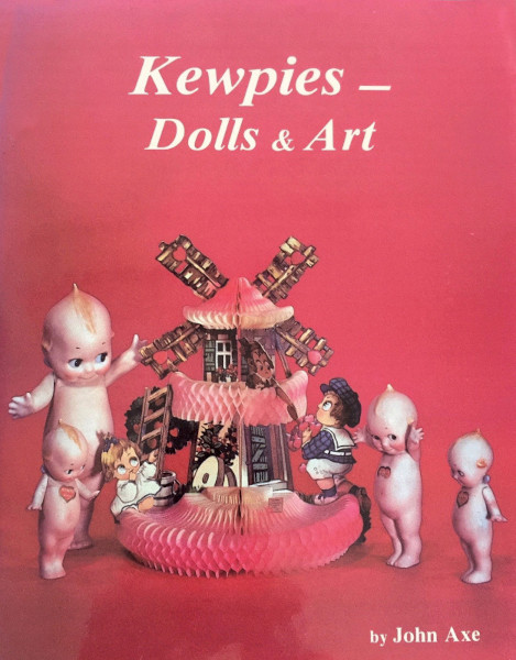 """Want to know more about Kewpies? Look for """"Kewpies: Dolls & Art"""" by John Axe. It's out of print but available online."""